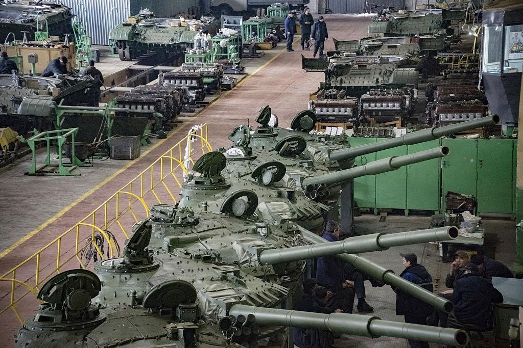Львівський бронетанковий завод заробив 64 мільйони за пів року