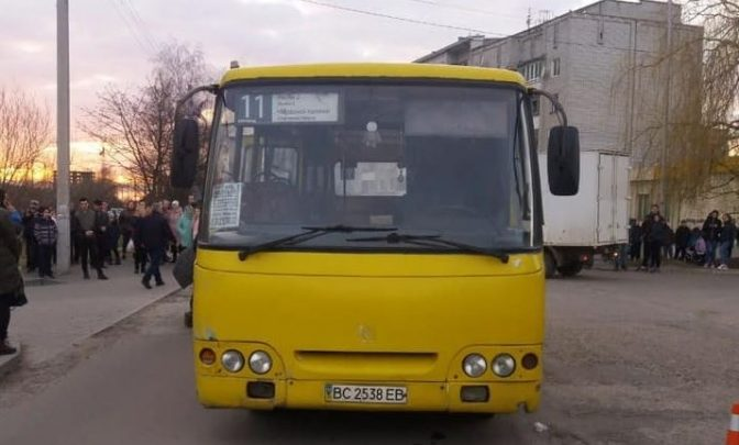 Автобусний маршрут №11 відновив рух