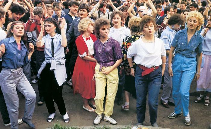 80-ті на Сихові: ковзани на озері, варені джинси і фігури тварин