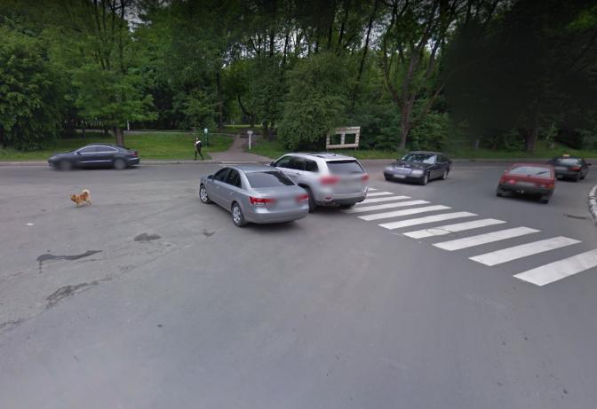 До кінця року спроєктують кільце на перехресті Франка – Панаса Мирного – Козельницька