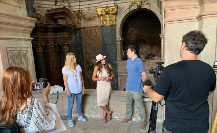Турецький телеканал BeinIZ зніматиме документальний фільм про Львів