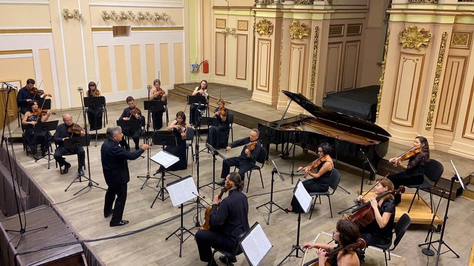 «Віртуози Львова» виступили зі святковим концертом