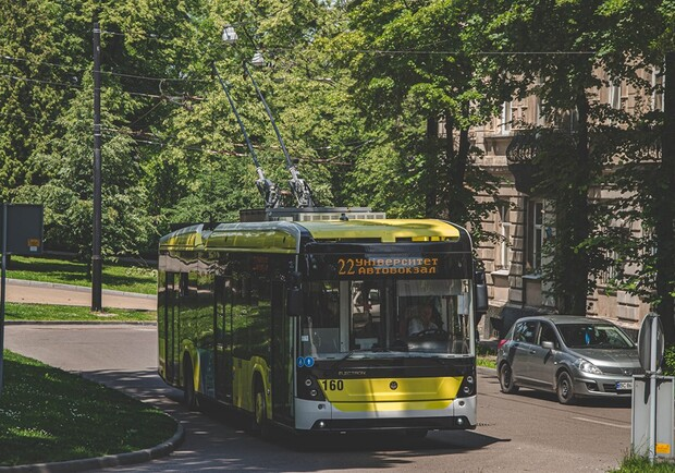 Львів'янин пропонує запустити на вул. Хуторівка тролейбус №22, замість запланованого №23