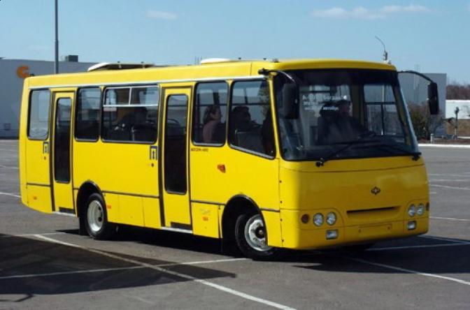 З понеділка автобуси №41 і №42 частково змінять маршрут