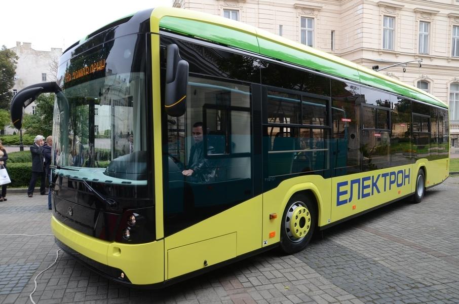 Від завтра по Хуторівці почне курсувати тролейбус