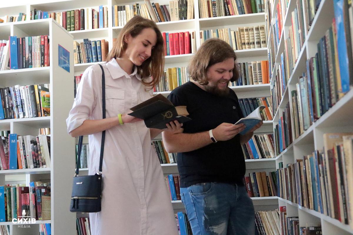 WIKI-Бібліотека: активних читачів на Сихові живе більше, ніж у будь-якому іншому районі