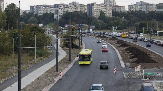 Тролейбус на Хуторівку починає курсувати