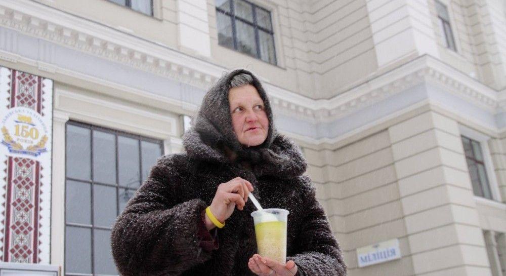 Львів подбав про тепло для безпритульних