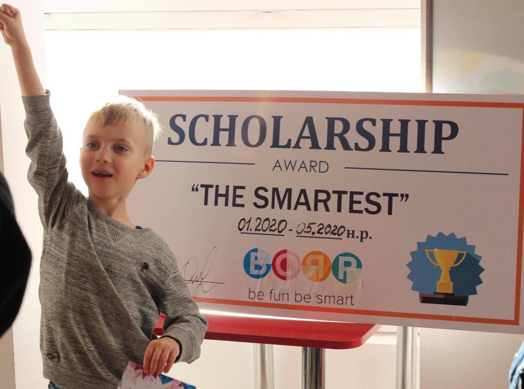 """Smart Простір БОЯР: """"Вже 10 років даємо стипендії на вивчення англійської львівським школярам"""""""