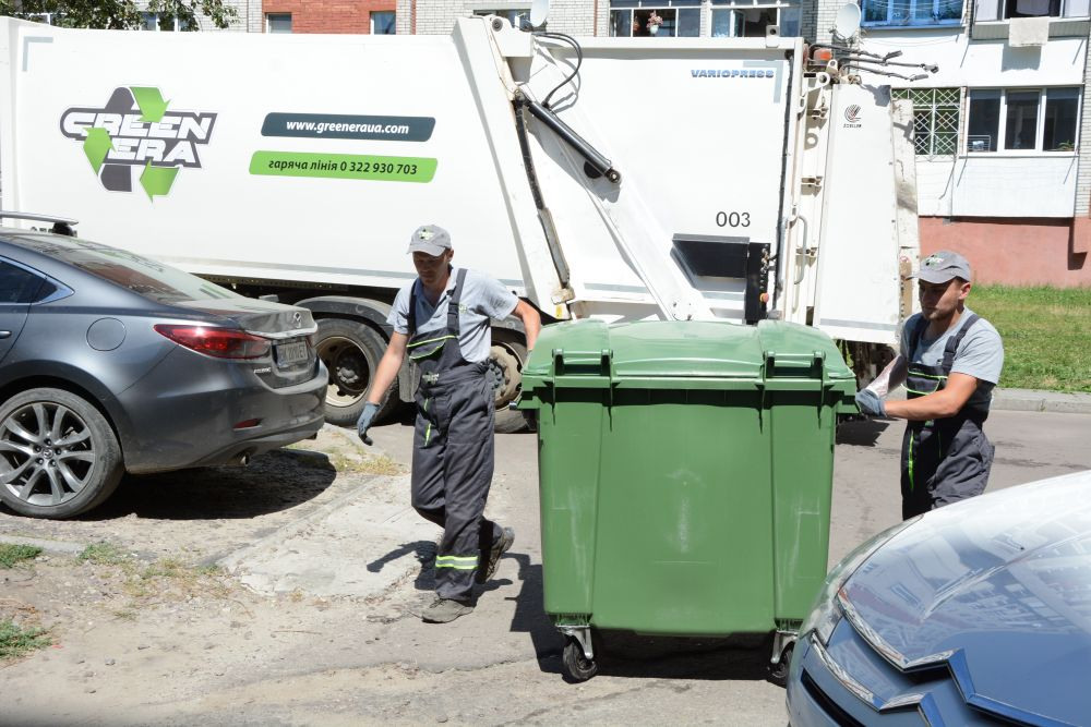 Місто розірвало угоди зi сміттєвими компаніями ТзОВ «ДВ Вейст-Груп» і ТзОВ «ДВ Екосвіт»