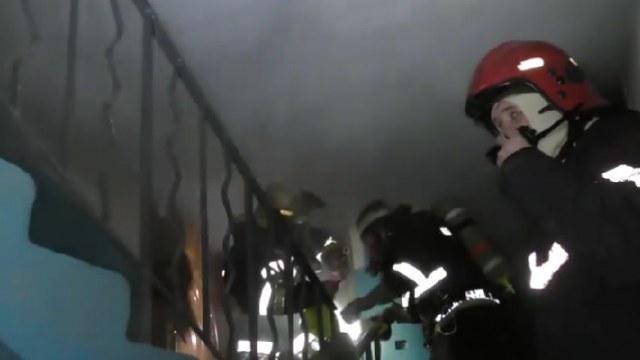 На Боднарівці знову спалахнула пожежа в квартирі