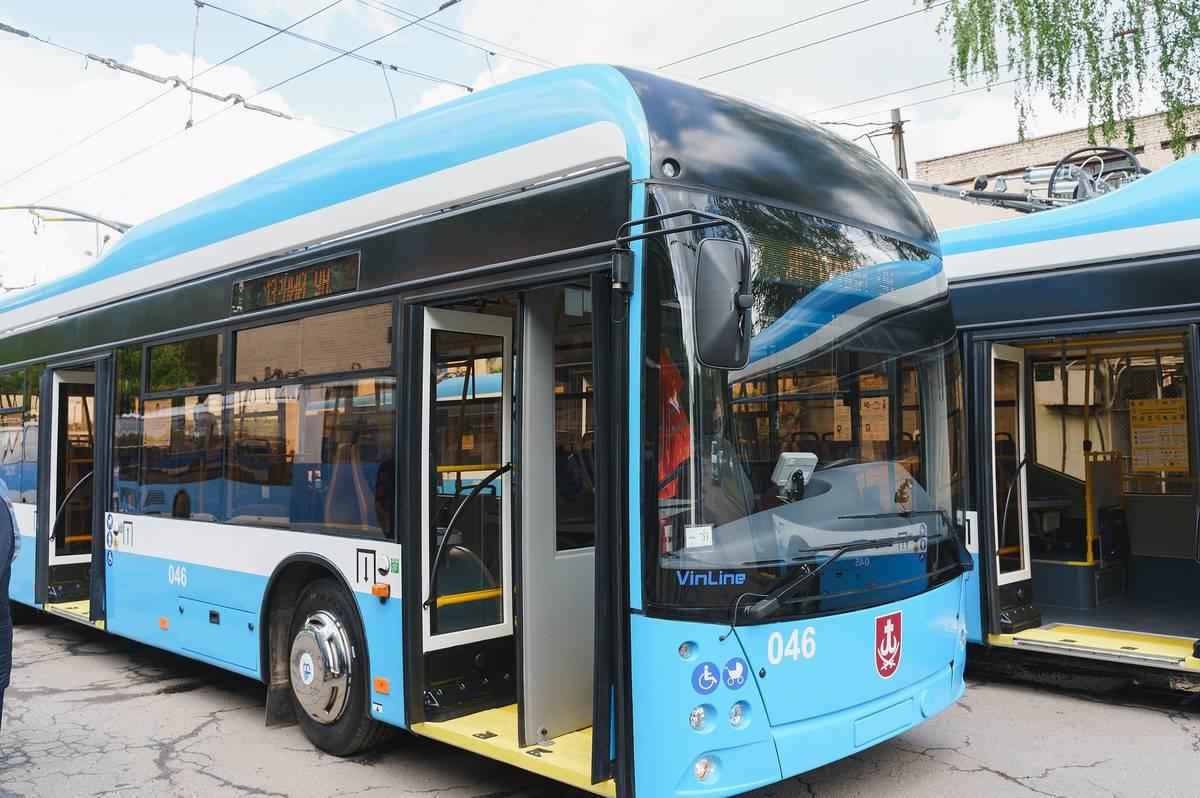 З Ряшівської до автовокзалу знову поїде тролейбус