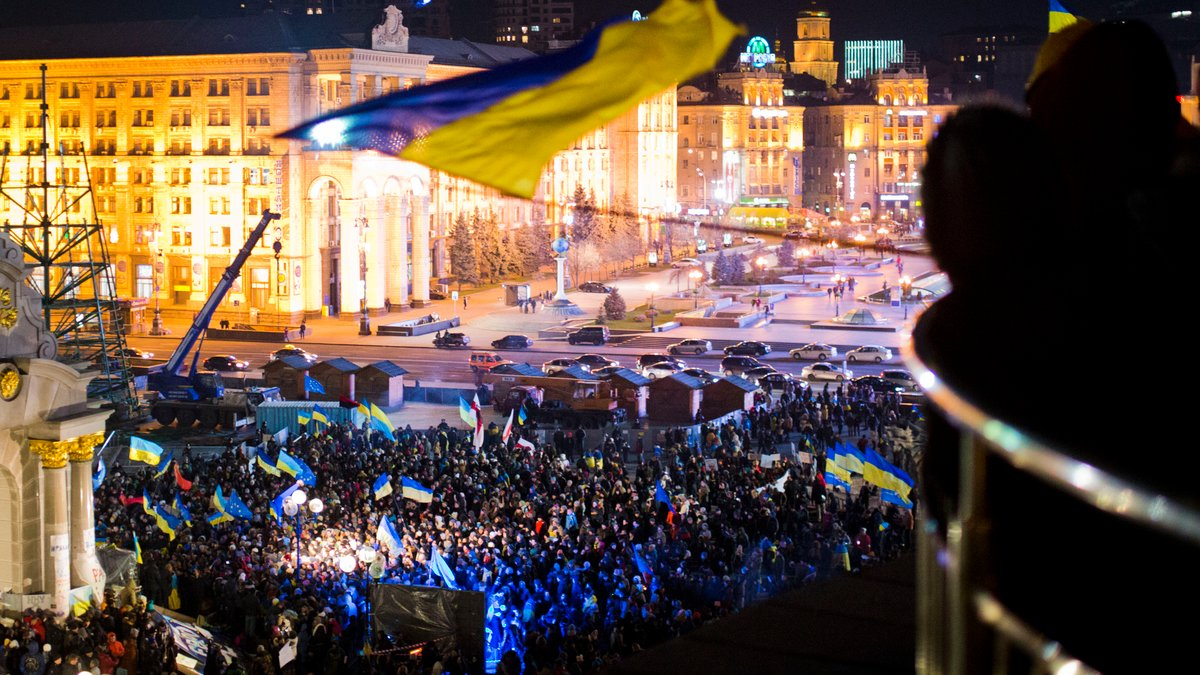 У Львові проведуть акцію до дня Гідності та Свободи