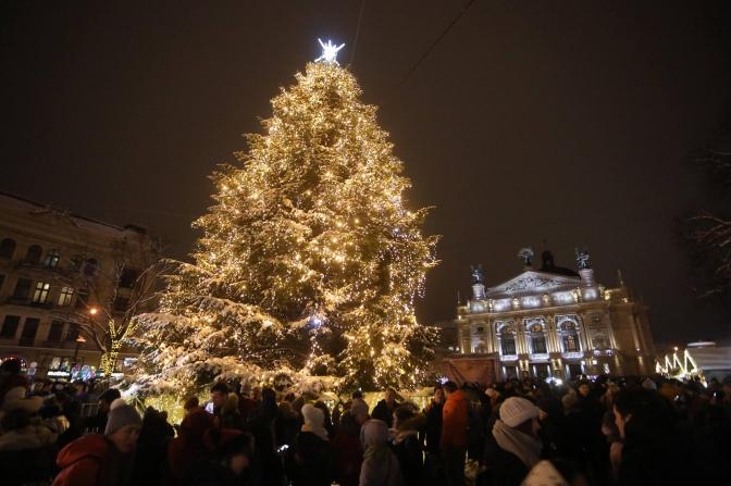 Які обмеження діятимуть на новорічні свята у місті