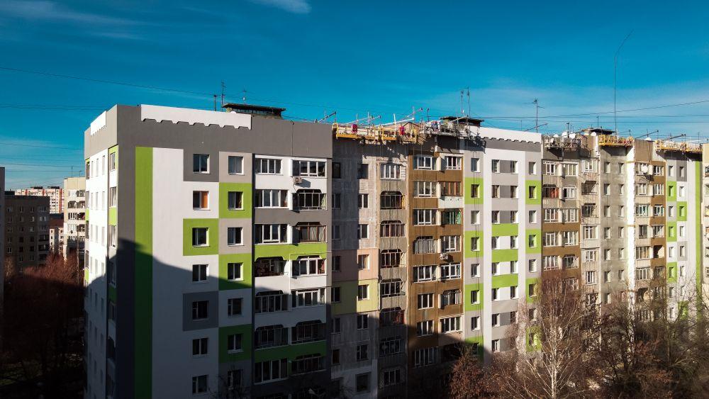 """""""Енергоефективний район"""" на Сихові: в проєкті вже 31 будинок"""
