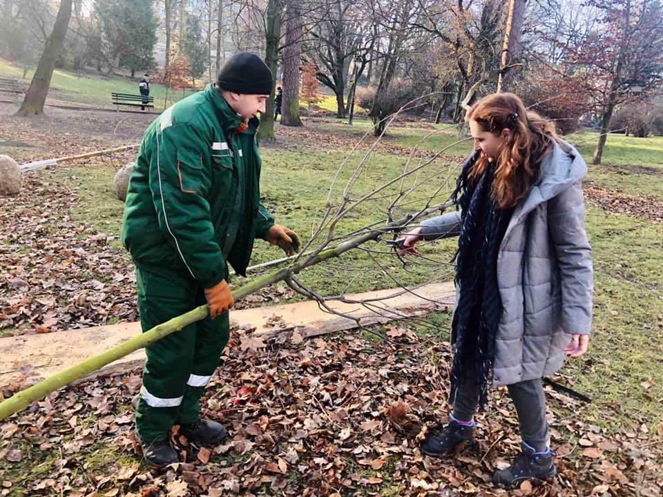 Нові вакансії садівників-планувальників оголосили в ЛМР