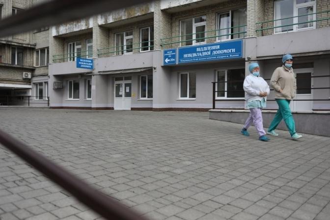 Одну з сихівських лікарень можуть повністю перепрофілювати для прийому хворих на COVID-19