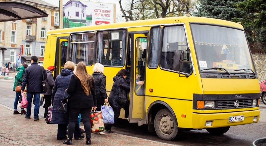 З 1 січня мешканці сіл Львівської ОТГ їздитимуть за 7 гривень
