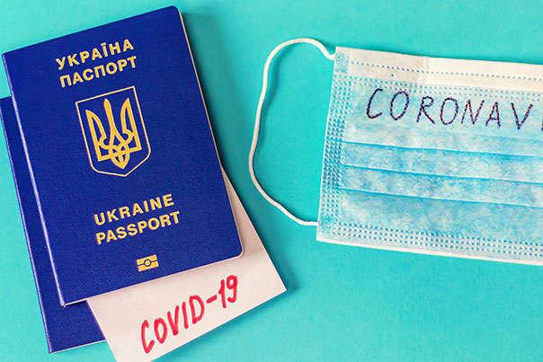 МОЗ України міркує про впровадження Covid-паспортів