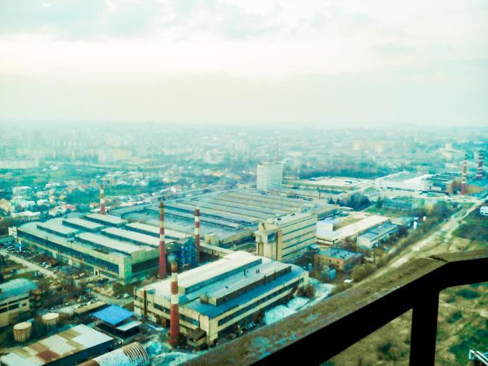 Індустріалізація Сихівського району в семи питаннях: перевір себе на знання