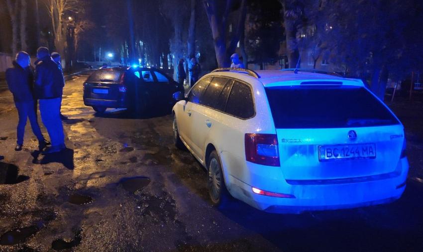 П'яний поліцейський скоїв ДТП у Сихівському районі