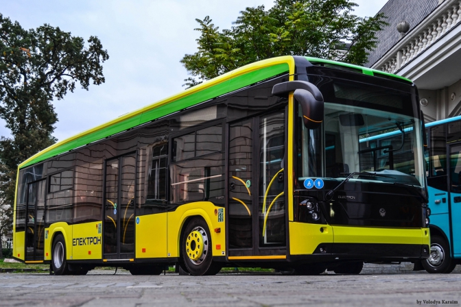 На вул. Вернадського буде новий автобусний парк