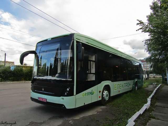 У квітні Львів матиме зразок нового електробуса