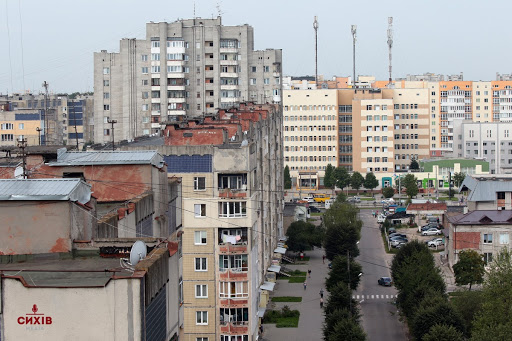 9 сихівських ОСББ отримали «теплі кредити»