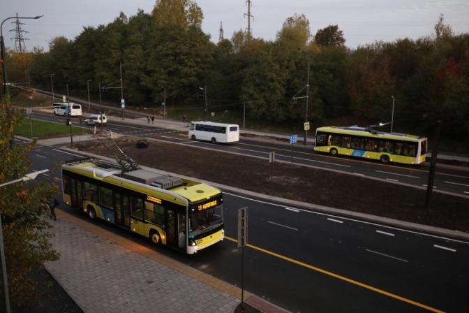 Сихівським районом курсуватиме більше тролейбусів