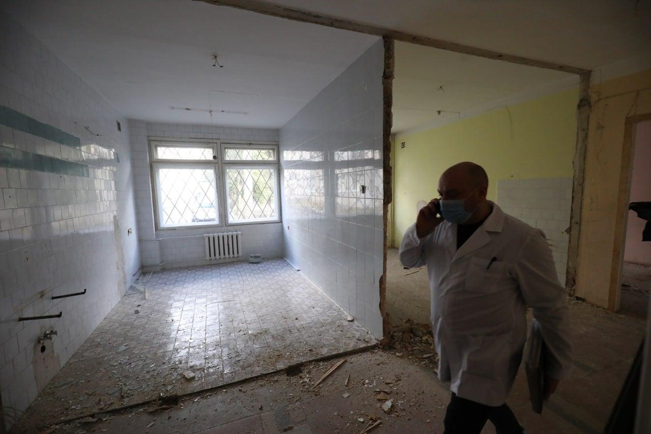 В 8-й лікарні з'явиться ще одне ковідне відділення