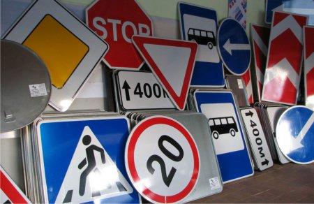 У Львові оновлюють дорожні знаки