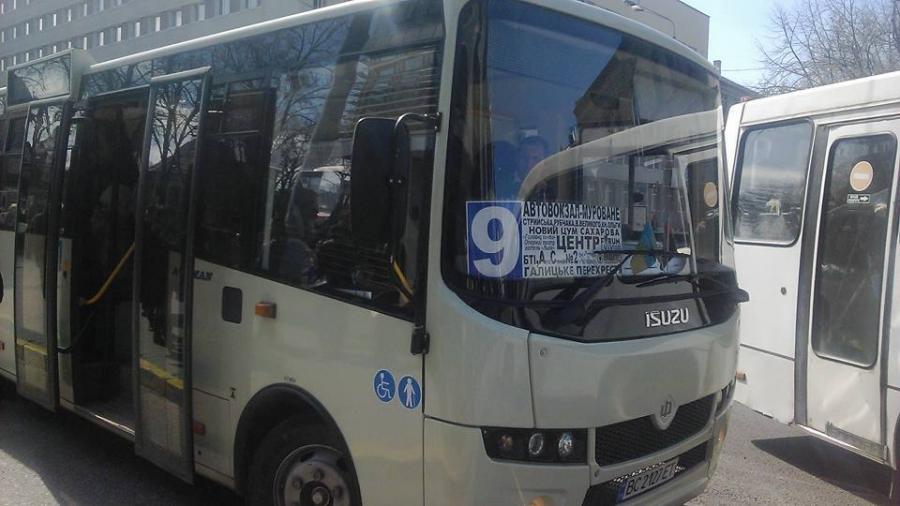 Автобусний маршрут №9 продовжили