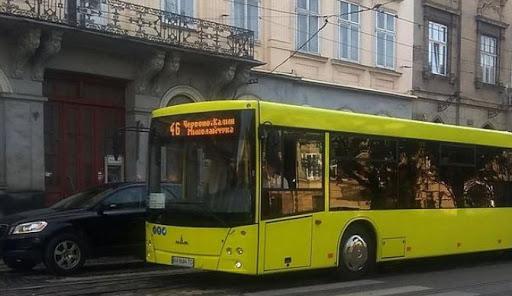 З'явився розклад руху сихівських автобусів під час локдауну