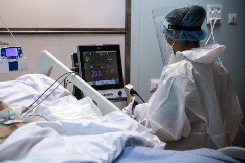 На базі 8-ї лікарні з'явилися нові ковідні ліжка