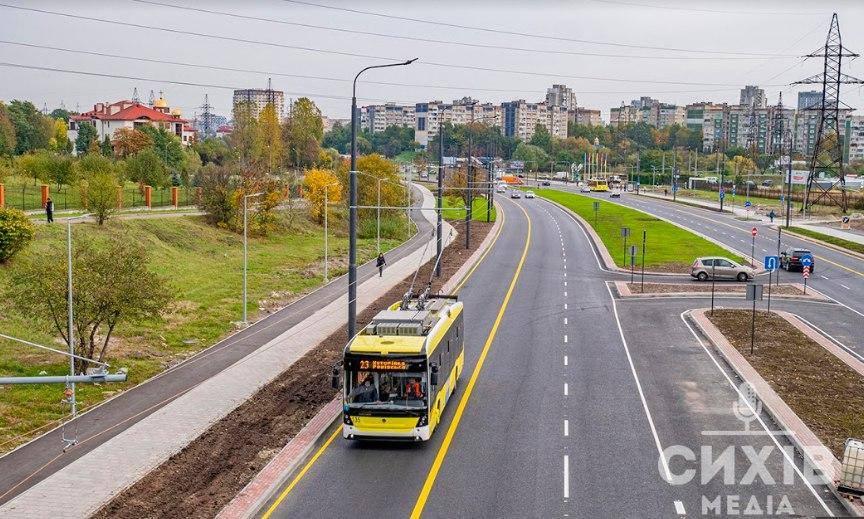 Коштів на продовження тролейбуса №23 до вул. Вернадського – немає