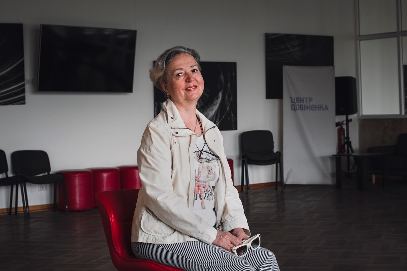 В Центрі Довженка покажуть камерну виставу про історію життя сучасної жінки