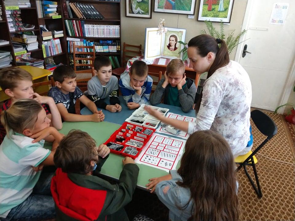 На Сихові для дітей проводять безкоштовний курс з робототехніки