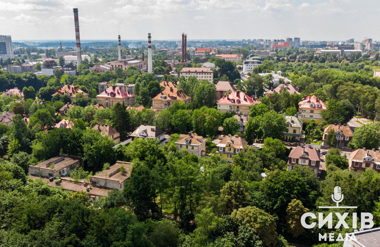 Прогулянка Новим Львовом: місто-сад, район вілл 20-го століття та неймовірної природи