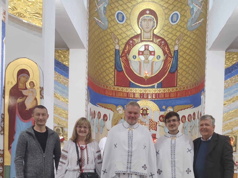 Сихів відвідав отець українець з Аргентини