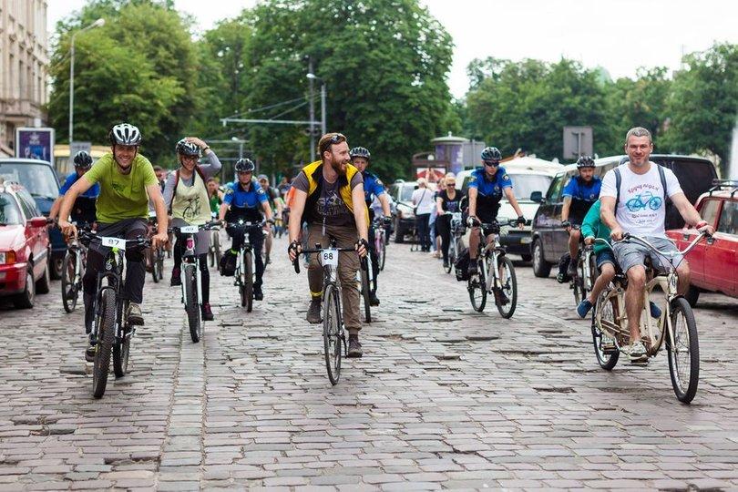 Завтра у Львові велосипедисти збиратимуть кошти для Чорнобильської лікарні