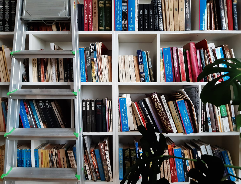 WIKI бібліотека запрошує на презентацію книжки