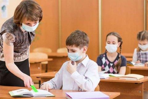 80% вакцинованого персоналу в школі – отримай подарунок