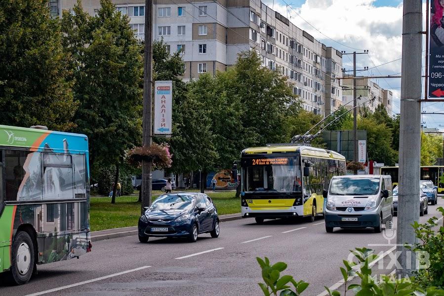 У Львові відбудуться міжнародні змагання з тріатлону, через це деякі сихівські маршрутки не курсуватимуть