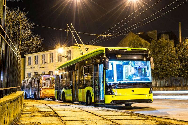 Тролейбус №25 тимчасово не курсуватиме